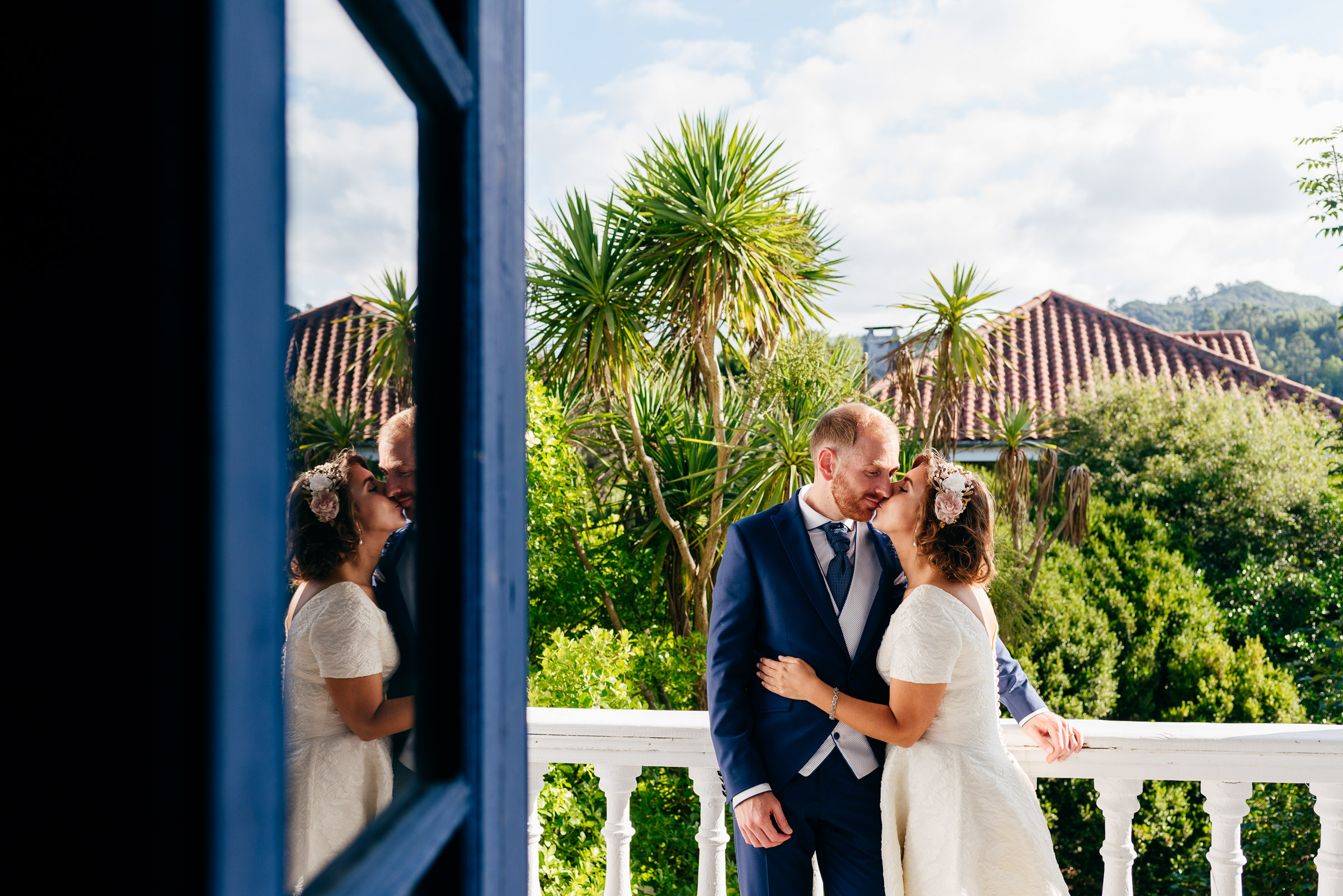 fotografia novios bodas santander